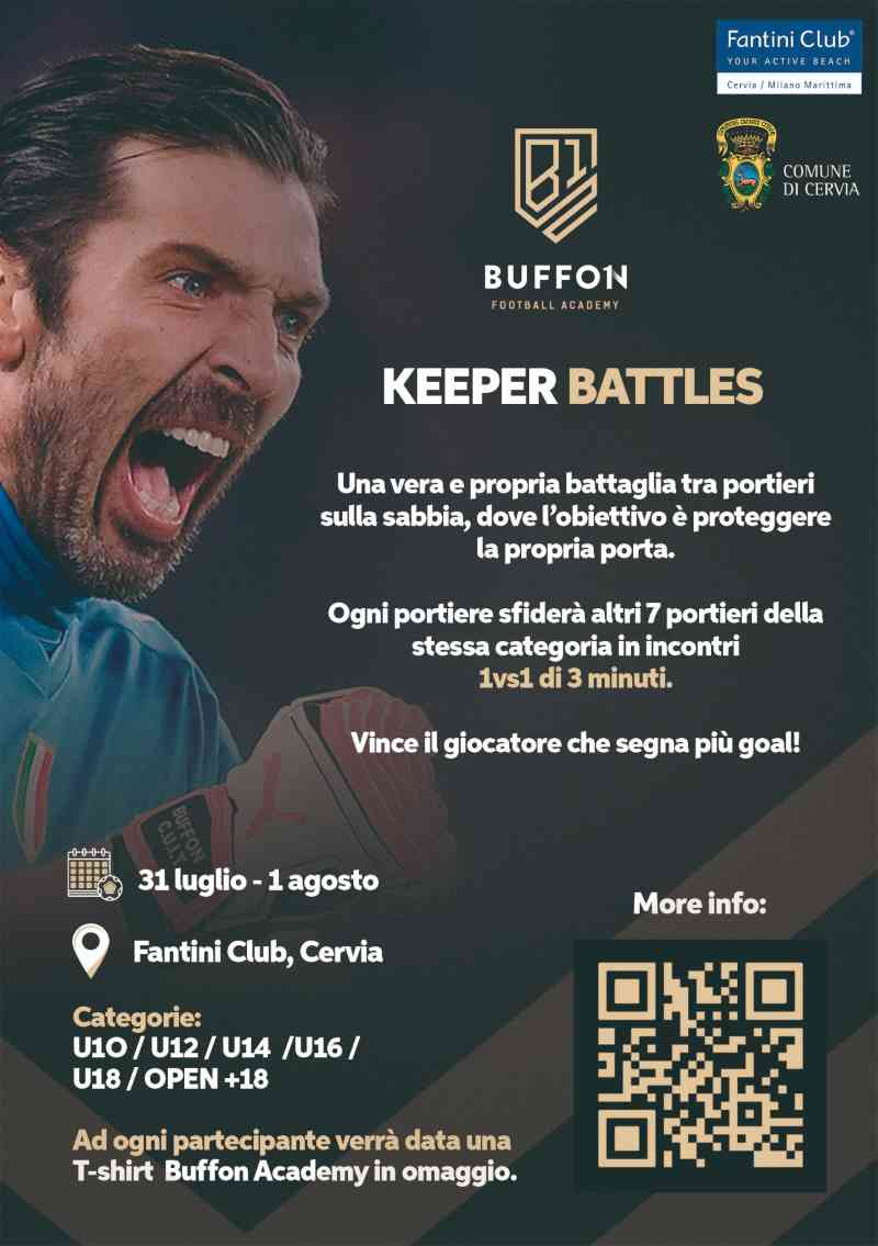 Buffon Academy, locandina 2021