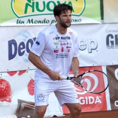 Tennis, calciatori Serie A