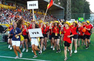 CSIT World Sport Games, Belgio