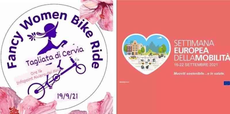 Fancy Women Bike Ride, loghi