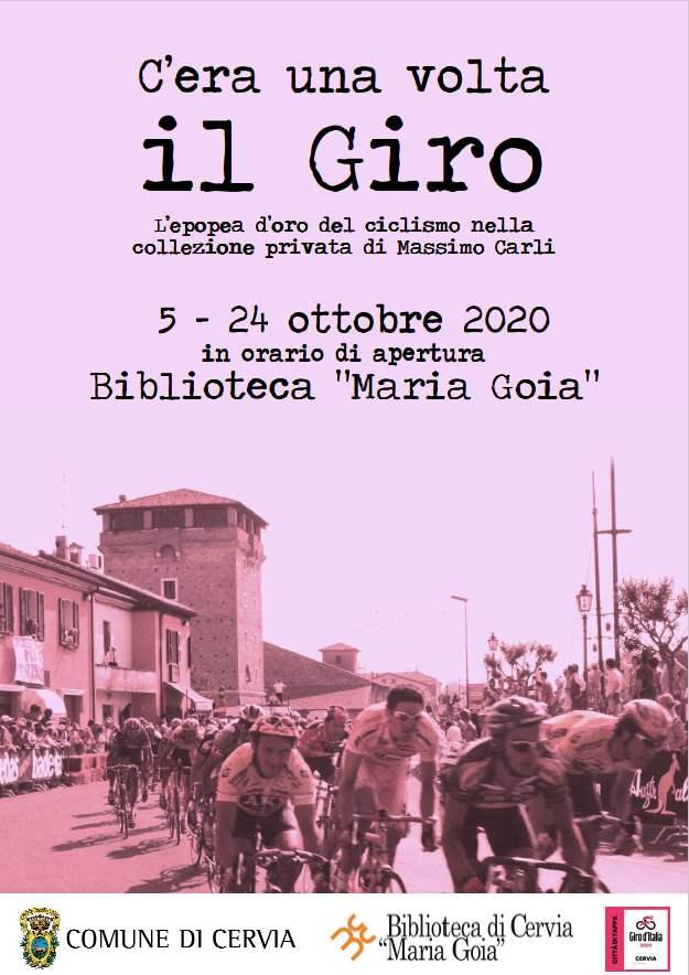 C'era una volta il Giro locandina