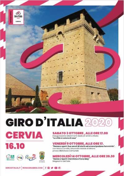 Giro d'Italia, locandina