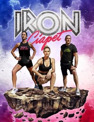 Iron Ciapèt a Milano Marittima, Michelle Hunziger e i suoi personal trainer