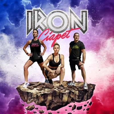 Iron Ciapèt a Milano Marittima, Michelle Hunziger e i suoi personal trainers