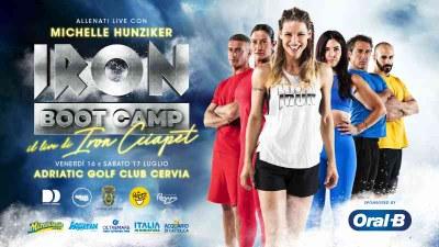 Iron Bootcamp, il live di Iron Ciapèt a Milano Marittima