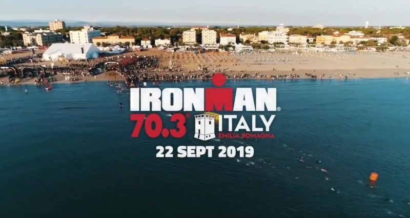 Ironman 70.3, nuoto