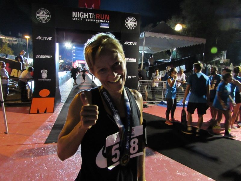 Night Run, arrivo