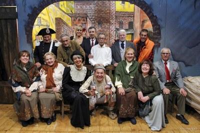 Teatro Dialettale, Compagnia La Broza di Cesena