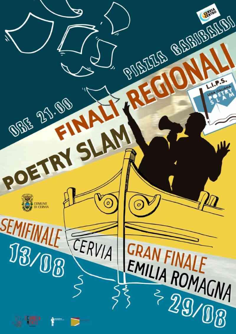 Poetry Slam, locandina 2021