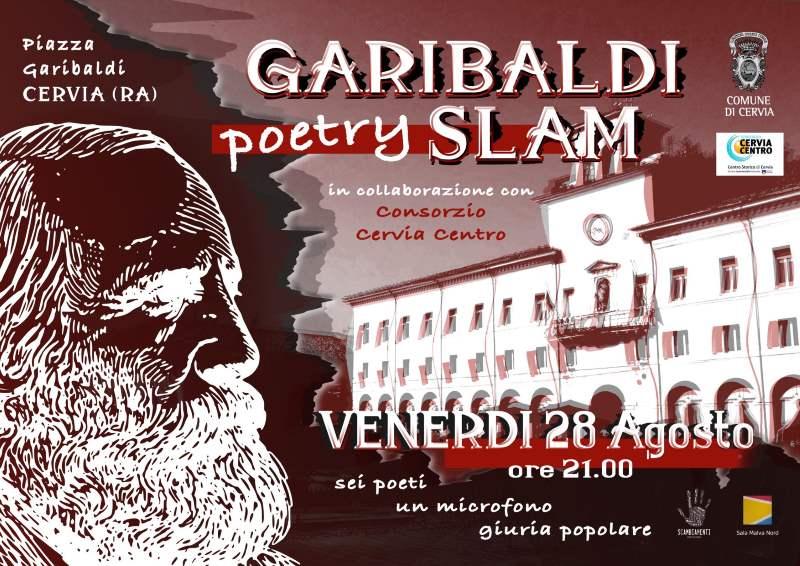 Poetry slam, locandina 28 agosto