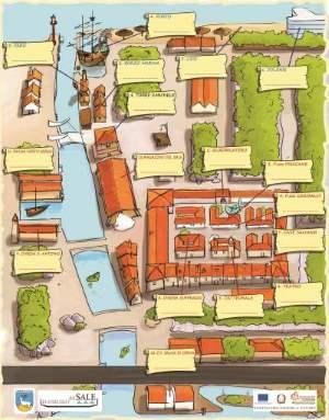 mappa Jack Salino
