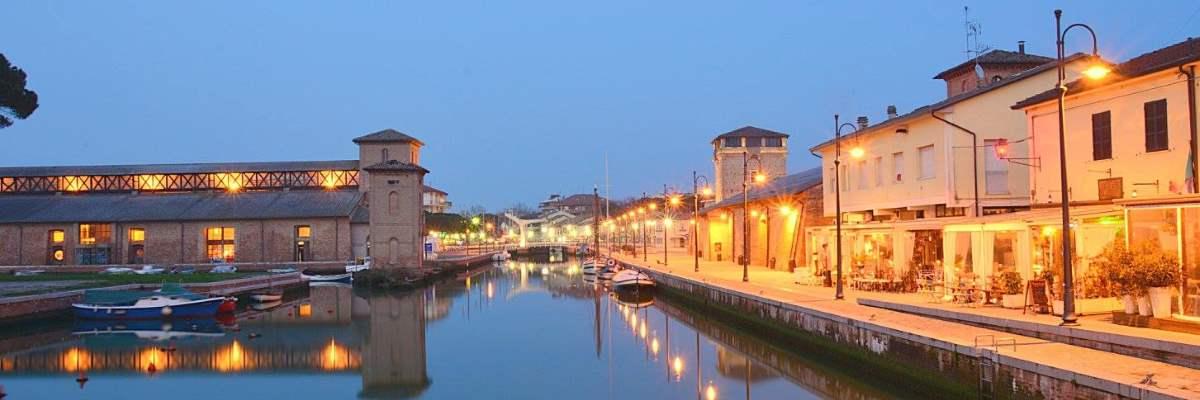 Estate 2020 a Cervia, Porto canale e Magazzini