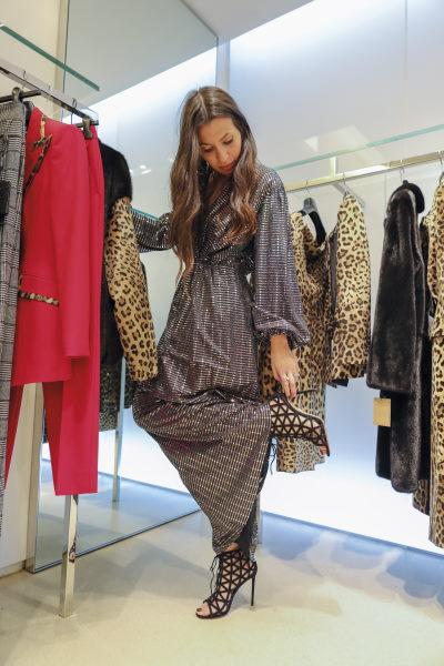 Icona di stile tra bellezza e benessere, shopping in negozio - Ph. Manuela Guarnieri