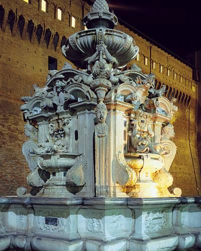 Fontana Masini, Cesena - Ph. Archivio APT