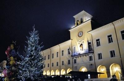 Sculture di luci - Natale a Cervia - Ph. GaBer