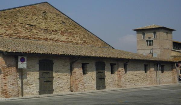 Entrepôts de sel, Cervia