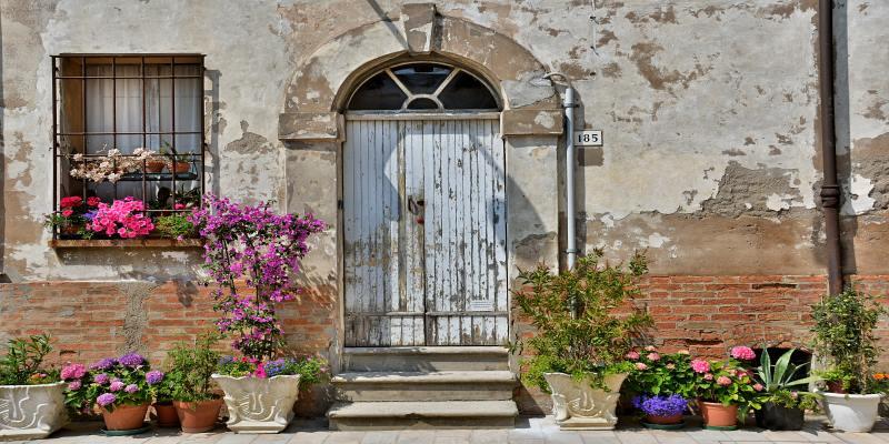 Maison dans le Borgo dei Salinari, Cervia - Ph. Angela Raggi