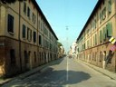 Le case e il Borgo dei Salinari, via Saffi