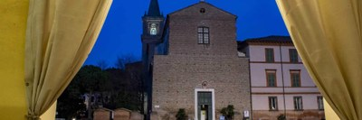 Cattedrale Santa Maria Assunta, foto notturna - Ph. Alberto Bruno Arpini
