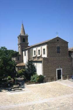L'esterno della Cattedrale