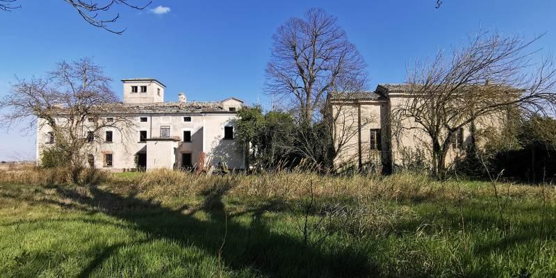 Chiesa di San Giuseppe, Villa Ragazzone, Castiglione di Cervia