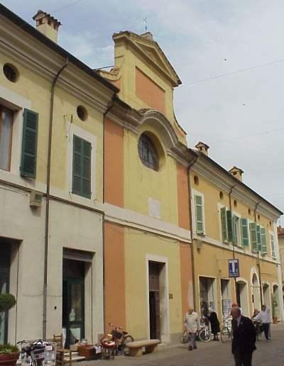 Chiesa Santa Maria del Suffragio a Cervia
