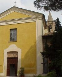 Exterior church St. Anthony of Padua