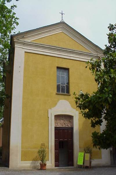 Facciata della Chiesa Sant'Antonio da Padova