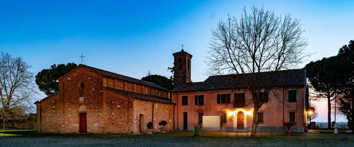 Esterno della Pieve di S.Stefano, Pisignano - Ph. Alberto Bruno Arpini