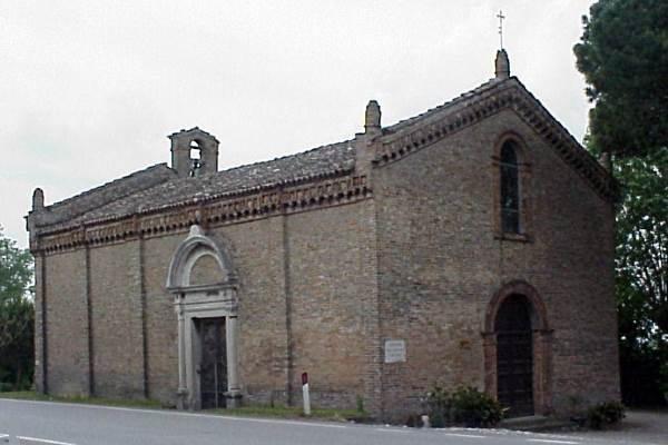 Heiligtum der Madonna del Pino, Cervia