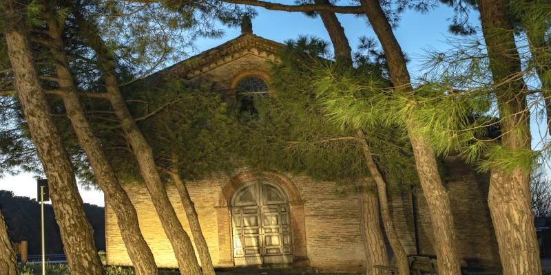 Santuario Madonna del Pino, Cervia - Ph. Alberto Bruno Alpini
