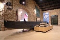 Burchiella, interno di Musa