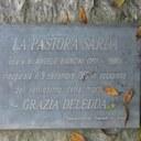 Grazia Deledda, Targa