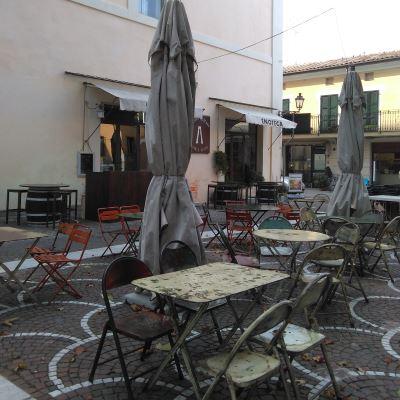 Piazza Pisacane, Cervia