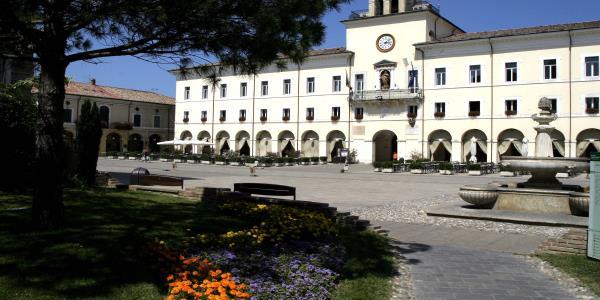 Platz Garibaldi, Cervia