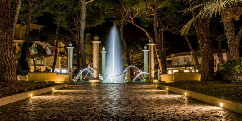 Rotonda Primo Maggio, Fountain - Ph. Barbara Cholewa