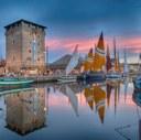 Torre San Michele e vele storiche