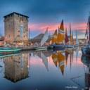 Torre San Michele e vele