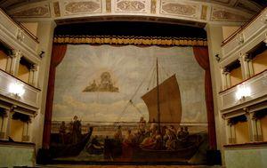 Teatro Comunale - velario