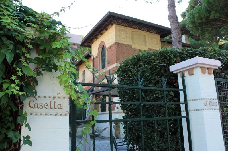 Milano Marittima, Villa Palanti