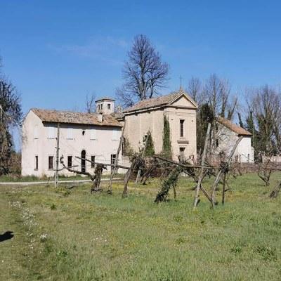 Villa Ragazzena à Castiglione - Ph. Elisa Camagni