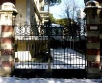 Cancello delle ville Lugaresi