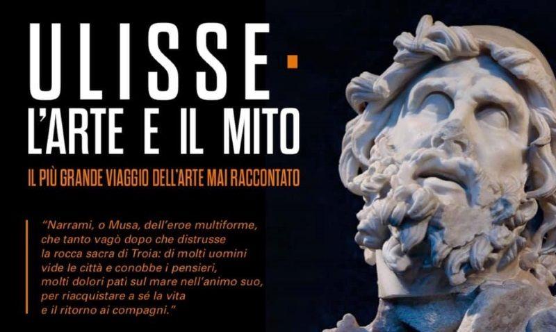 Ulisse. L'arte e il mito, copertina fb