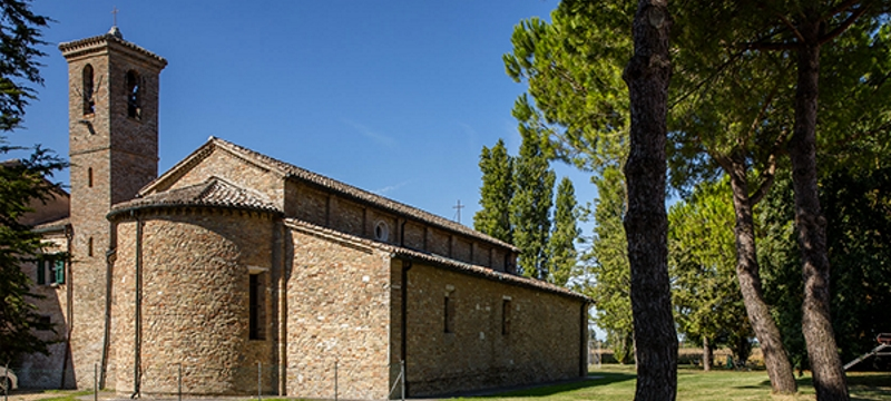 Pisignano - Pieve di Santo Stefano