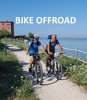 Cervia Bike Tourism, bike offroad