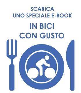Cervia Bike Tourism, scarica l'e-book In bici con gusto