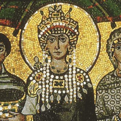 Slow bike, Cervia Oro, i mosaici di Ravenna
