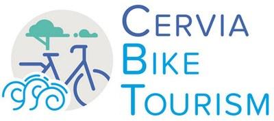 Cervia Bike Tourism, logo rettangolare alto
