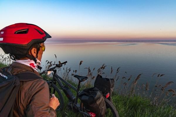 Rotta del Sale Bike Trail, Cervia-Venezia - Ph. Andrea Bonavita