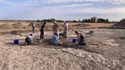 Cervia ritrovata, scavi
